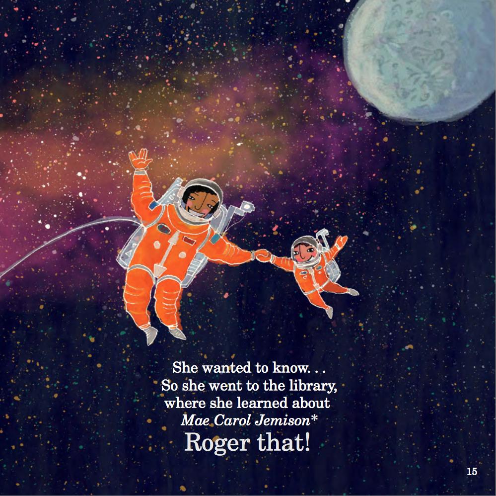 What Would It Be Like To Be An Astronaut Sneak Peek