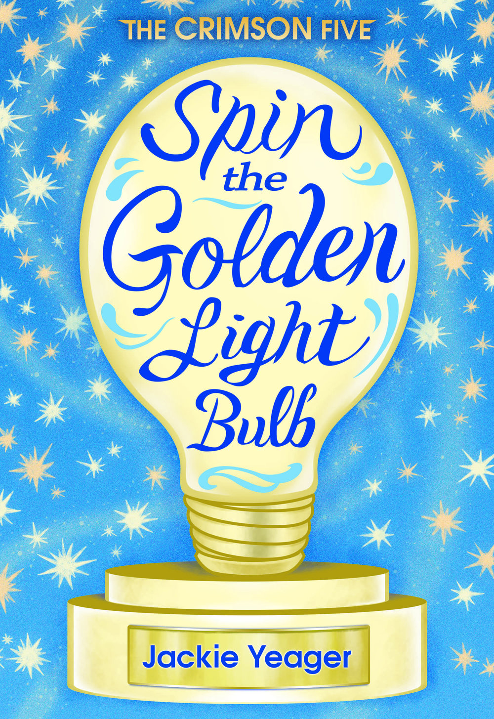 Spin the Golden Light Bulb - Chapter 1Pages 1 - 4