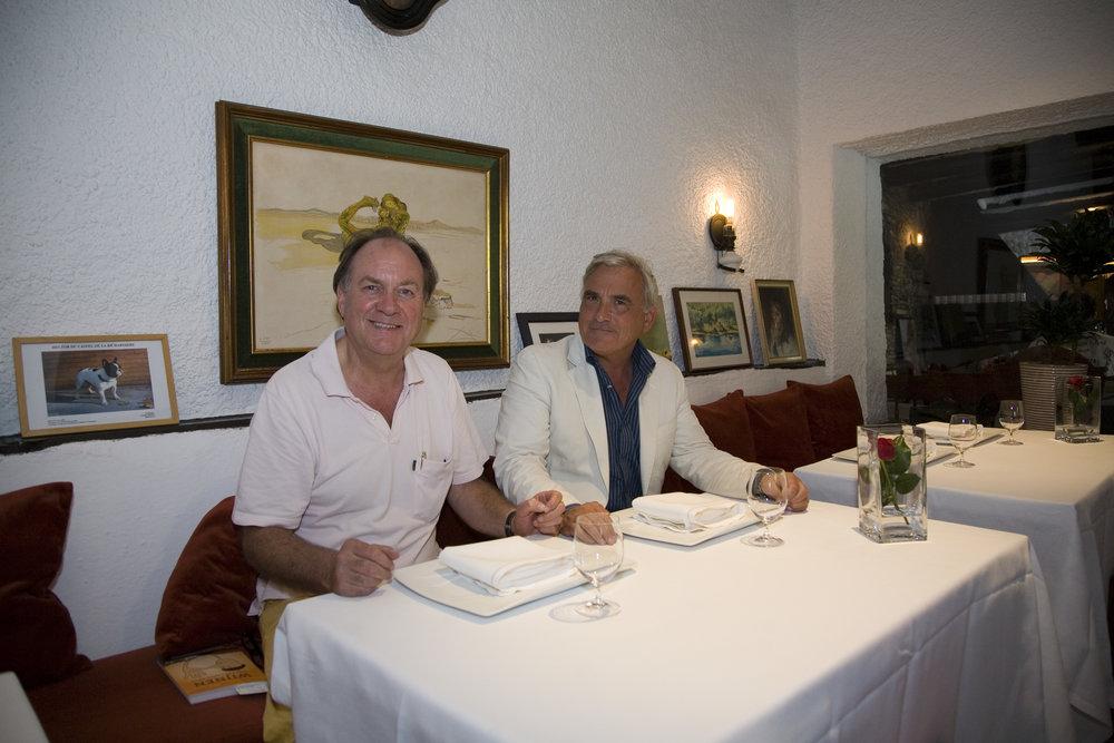 Hans Melissen & Rik Felderhof