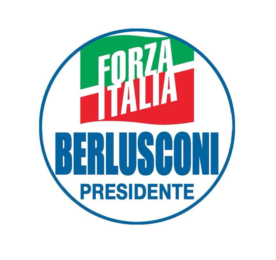 Leonardo Ciccopiedi logo Forza Italia