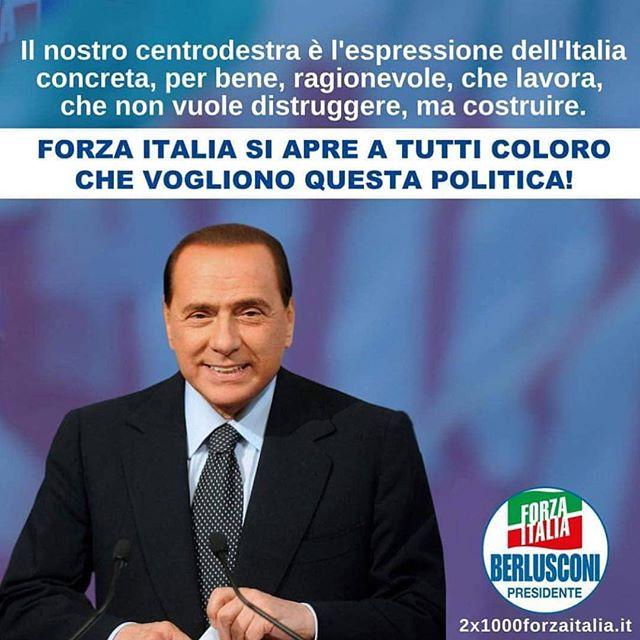 #rivoluzioneazzurra #silvioberlusconi #forzaitalia