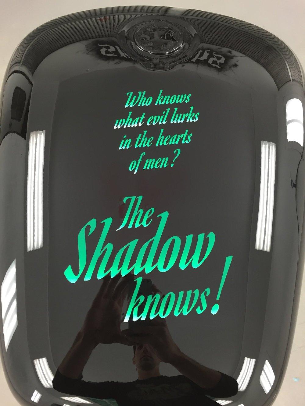 IMThe Shadow Knows Custom Tank By Sketchs Ink Ottawa Canada
