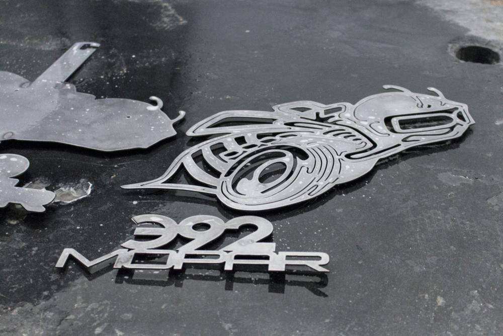 _MG_CNC-Cut Mopar Logo Hood Prop by Sketchs Ink Ottawa Ontario Canada