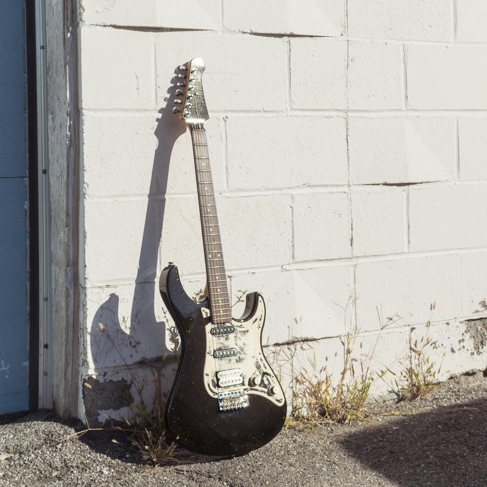 custom guitar paint ottawa