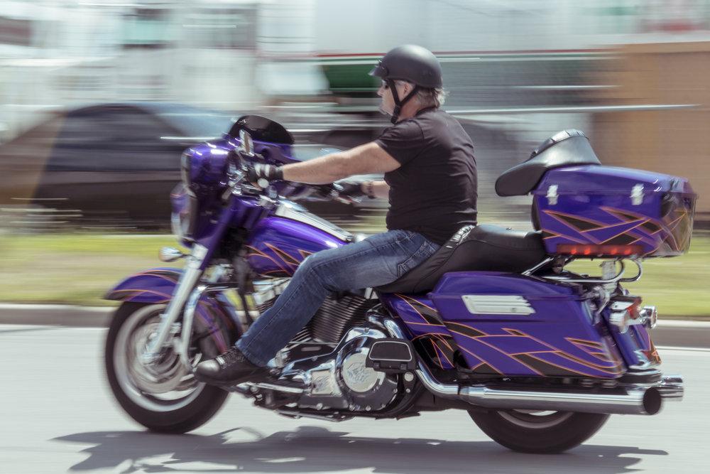 Sketchs Ink Custom Harley Bagger Road Glide
