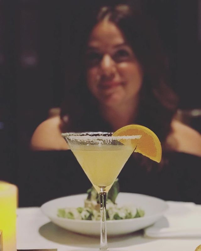Spend date night with your main squeeze over our Lemon Drop martini. 📸 @dpmyers