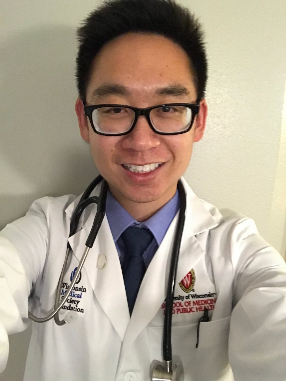 Truman Ngyuen - Year in medical school: second yearHometown: Garden Grove, CAHigh School: Rancho Alamitos High SchoolHCF role: Co-President