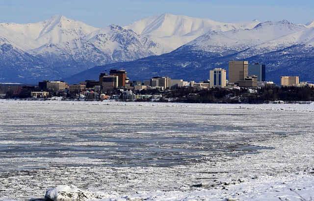 Alaska SBA 7(a) Loans
