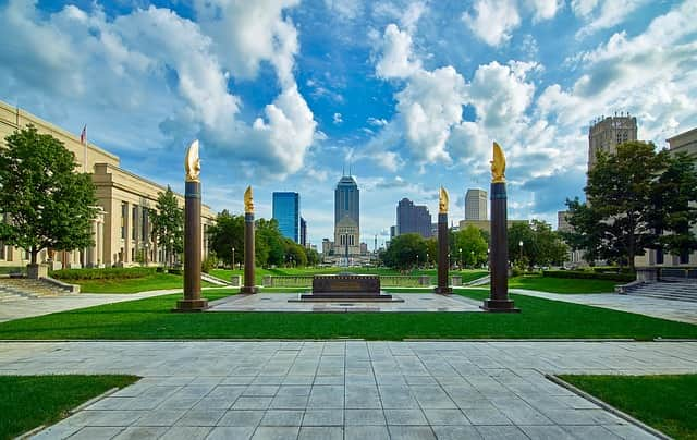 SBA 7(a) loans in Indiana