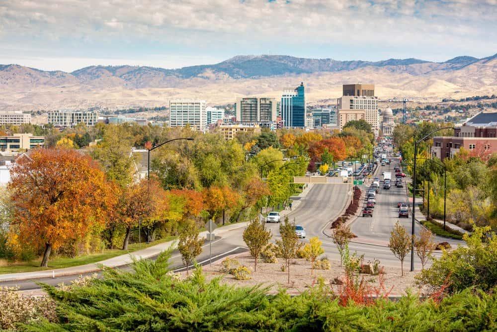 SBA 7(a) financing in Idaho