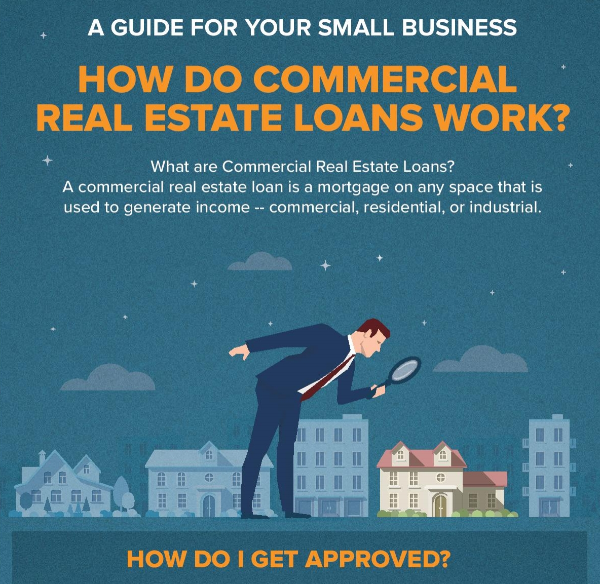 How Do Commercial Real Estate Loans Work Sba7a Loans