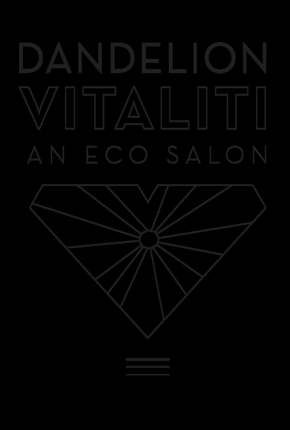 dandelion vitaliti LOGO WEB, Black.png