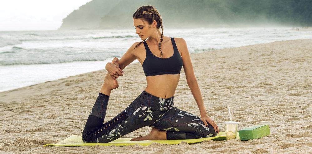 Yoga com Desinchá