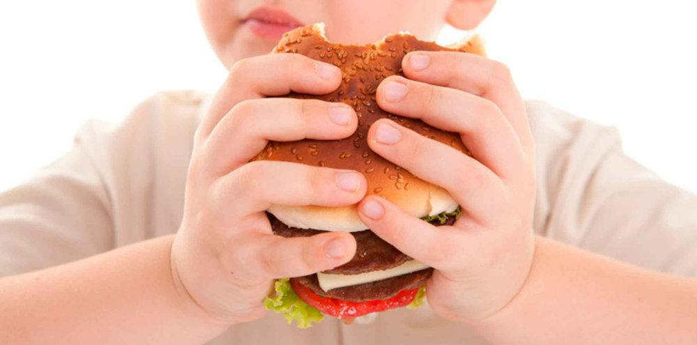 Contra a obesidade infantil