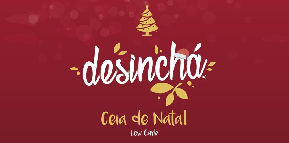 Top 3 receitas natalinas Low Carb