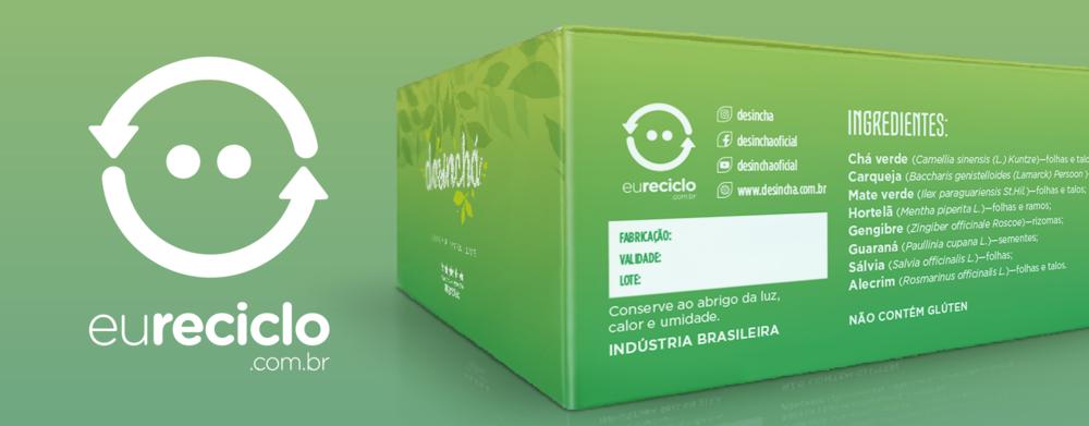 Selo eureciclo: parceria por um mundo sustentável
