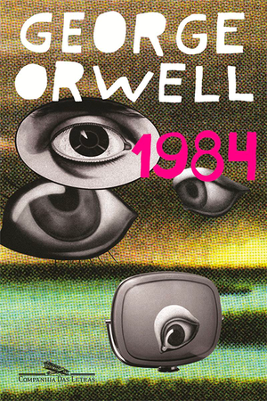 3)1984 – GEORGE ORWELL - 7 livros sobre autoestima