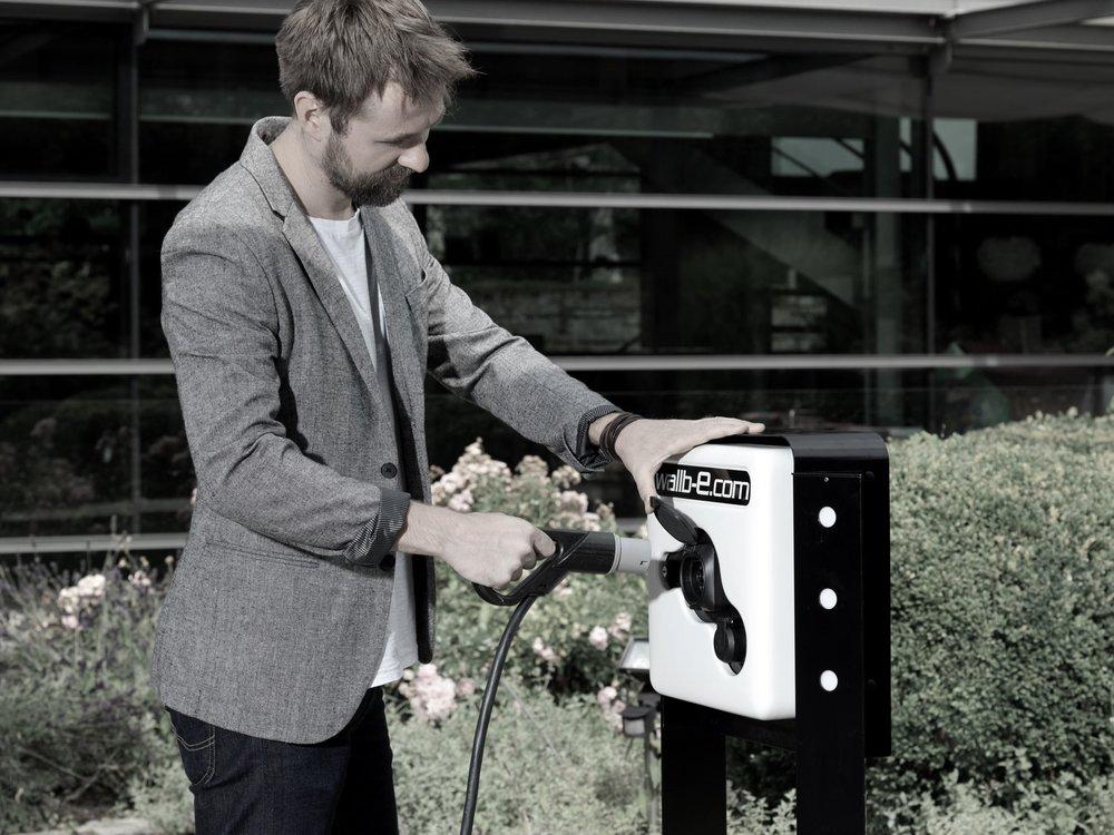 Ladestationen - Für Elektroautos & Hybride