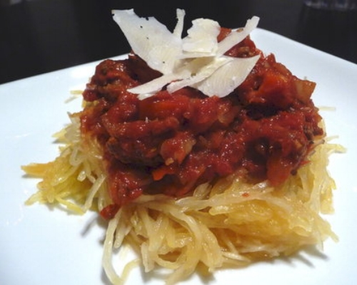 Hearty Turkey Bolognese