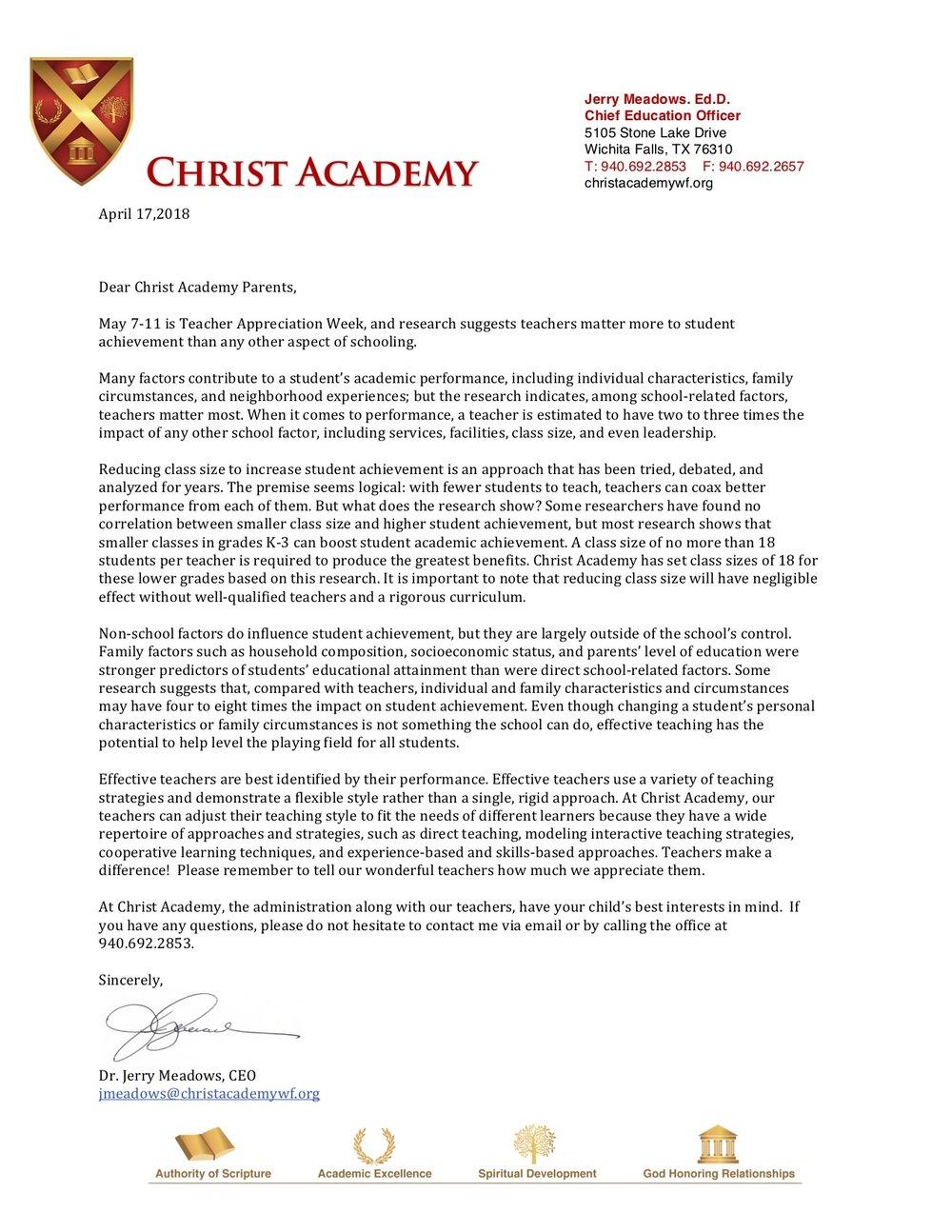 Dr. M Letter to Parents 4-2018 copy.jpg