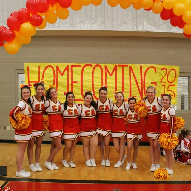 Christ Academy Homecoming Sales Tattoos Ribbons Mums.jpg