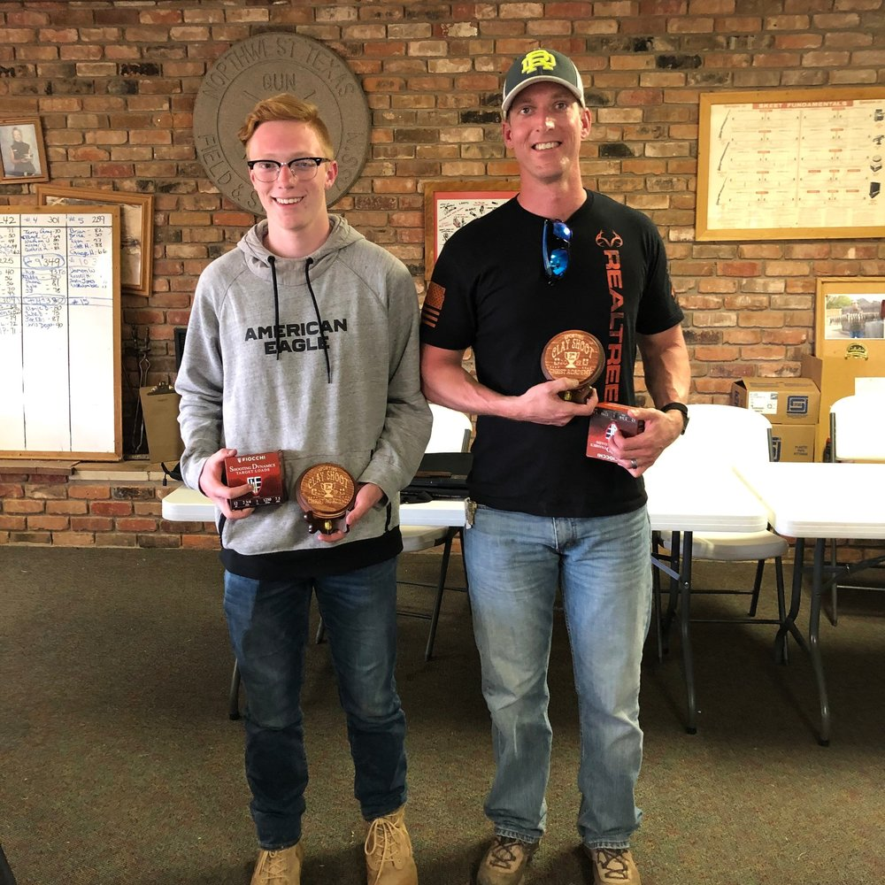 Third Place Team: Mark Southard, Greyson Southard, not pictured: Leo Lane, Taylor Lane and Randal Poteet