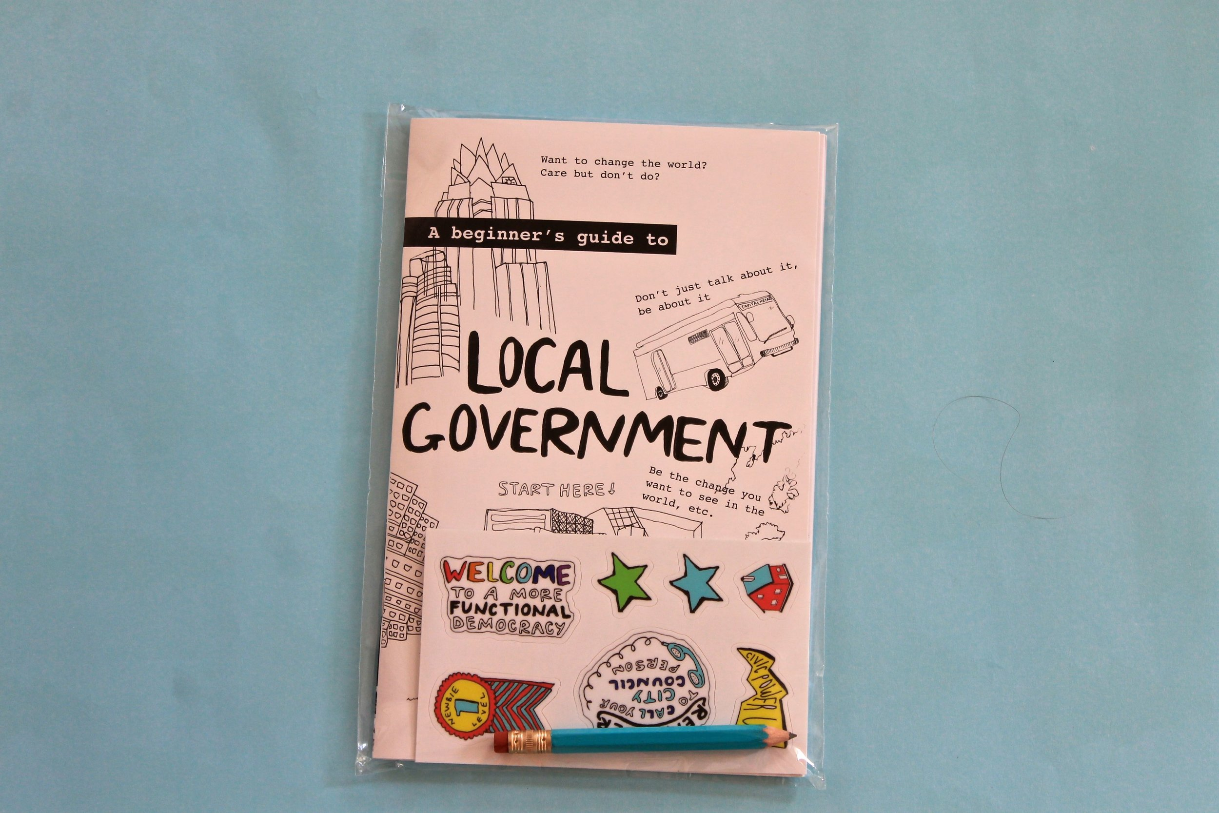 A Beginner\'s Guide To Local Government : Austin, Texas\