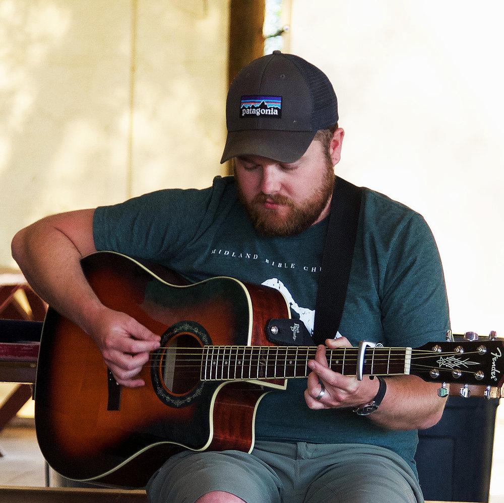 Luke McDonald - Worship / Youth Ministry