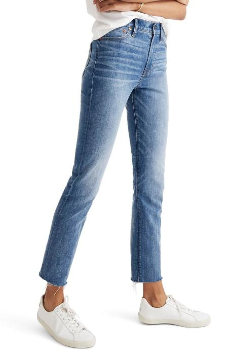 Non-Skinny Jeans - I'm ready to move on from the skinny jean and into straight leg, boot-cut, and flare. Who's with me?!? Click photo to view more!