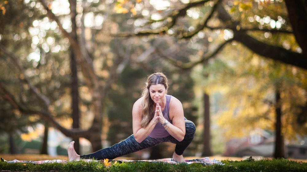 Margo Lightburn Yoga