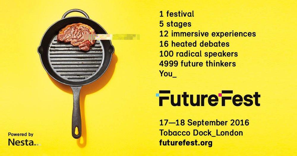 FutureFest 2016: London
