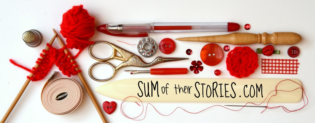 Sum of their Stories Craft Blog