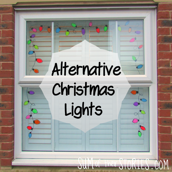 Dry wipe marker pen Christmas windows