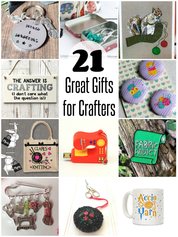 21 great gifts for crafters