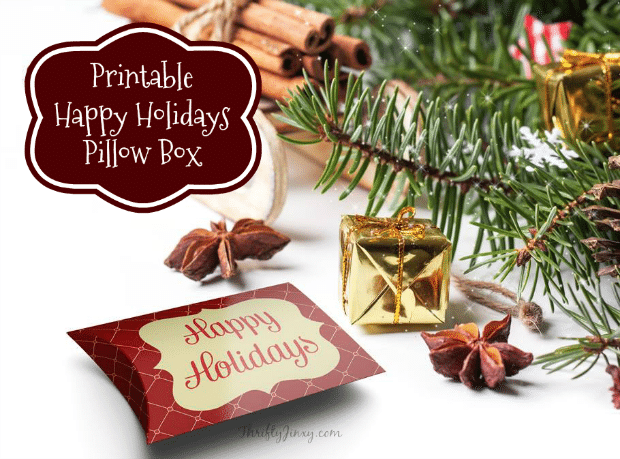 Printable-Happy-Holidays-Pillow-Box.png