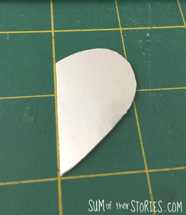 make a heart template