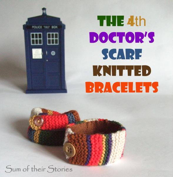 4th doctors scarf bracelets.jpg
