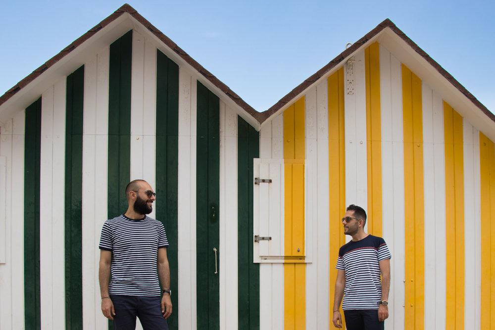Sesión de pareja gay en Valencia