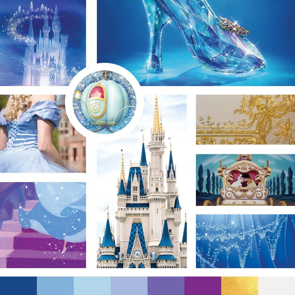 Cinderella-moodboard-disney