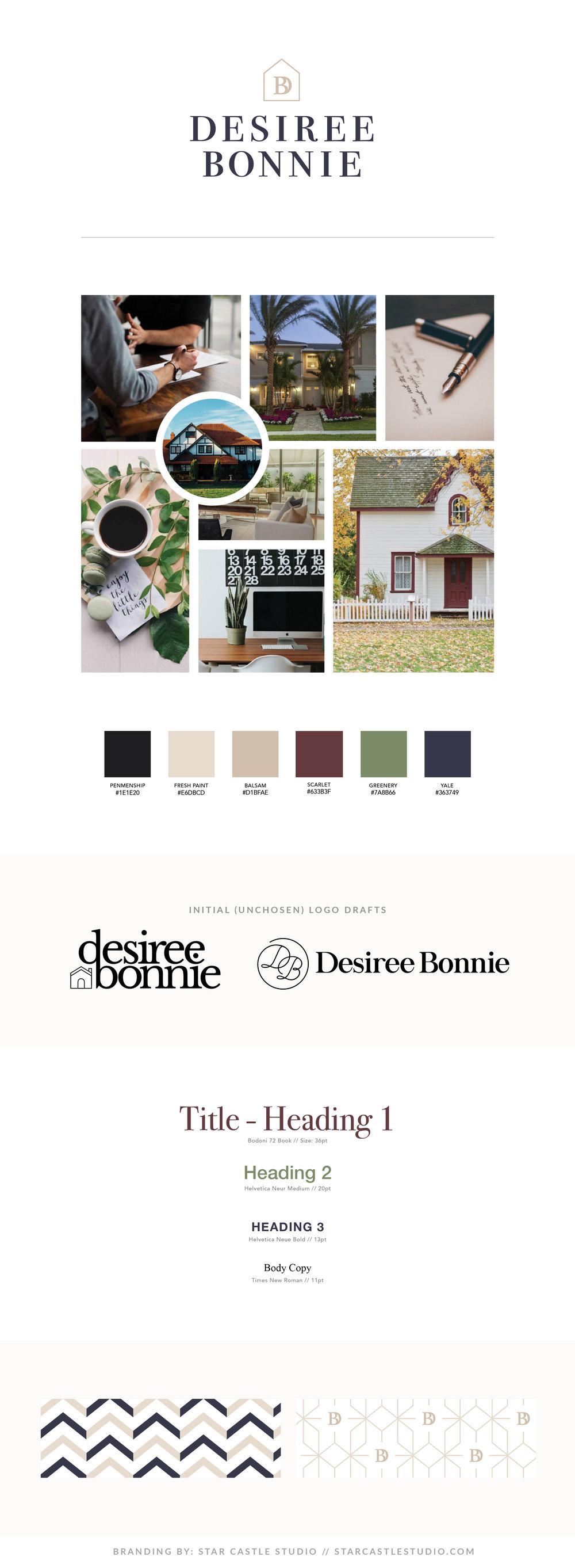desiree_bonnie_realtor_branding