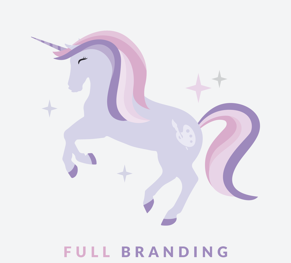 BRAND STYLE GUIDE - Be lead step-by-step through the complete branding process to bring your passion to life. Get all the unique, beautifully branded assets you need to finally implement the business of your dreams. No templates, no rules, just my design skills & your passion.