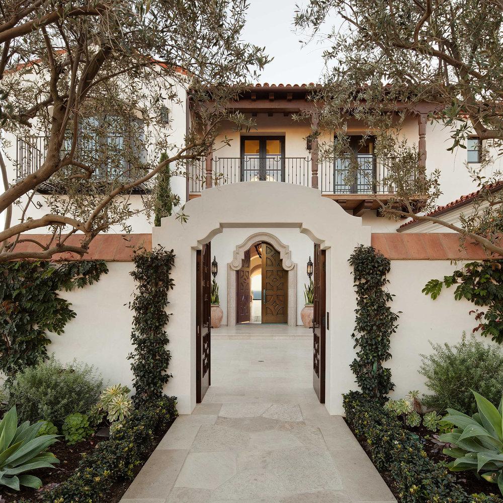 Newport Coast - Santa Barbara Style HOME
