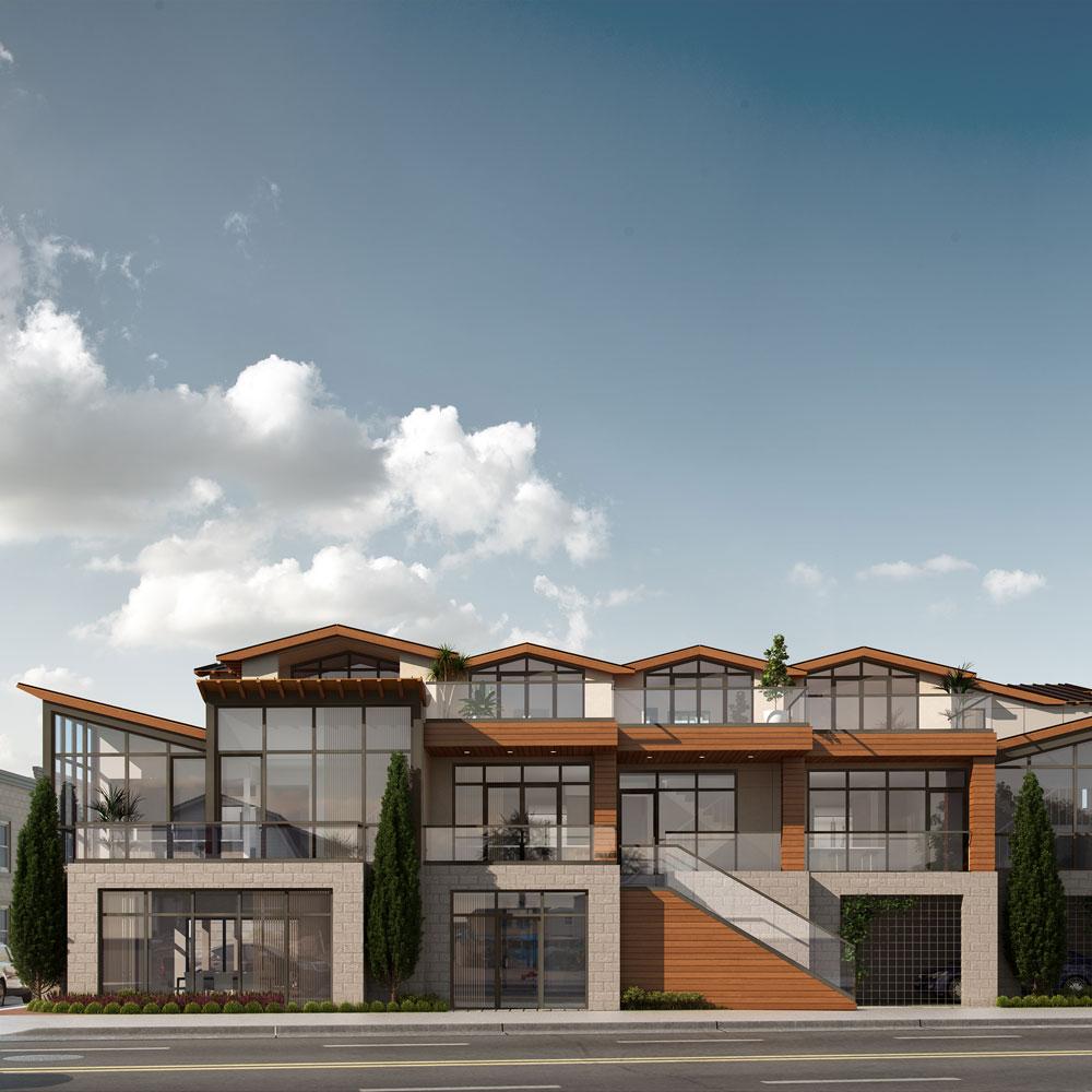 Newport Beach - Mixed Use Development 1