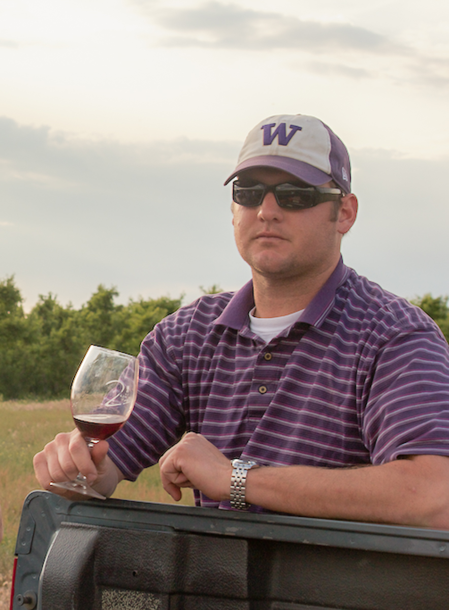 Patrick Rawn - Vineyard Manager
