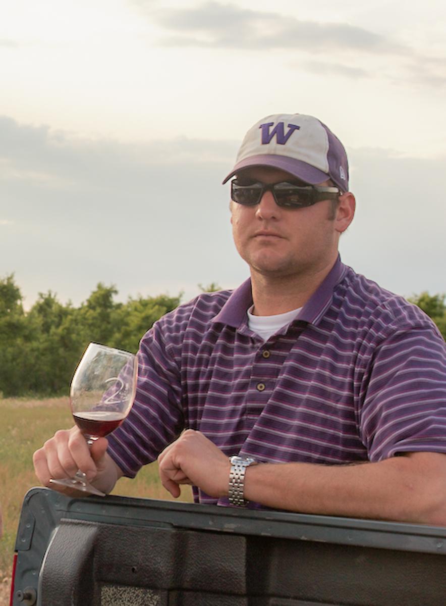 Patrick Rawn - Vineyard Manager