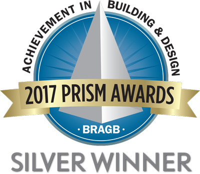 2017 PRISM Silver Winner Shutter Dog Design
