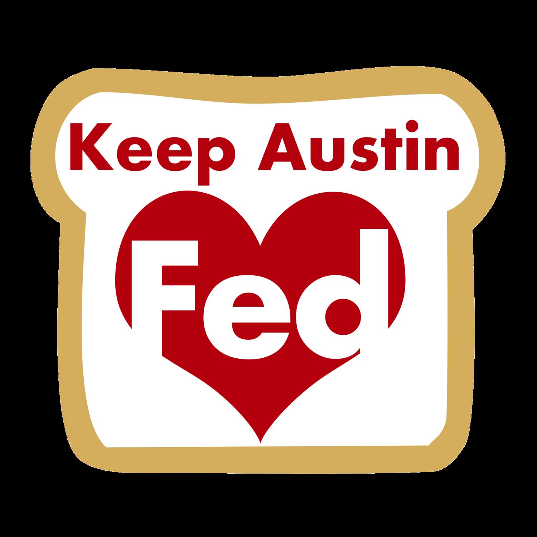 Volunteer Keep Austin Fed