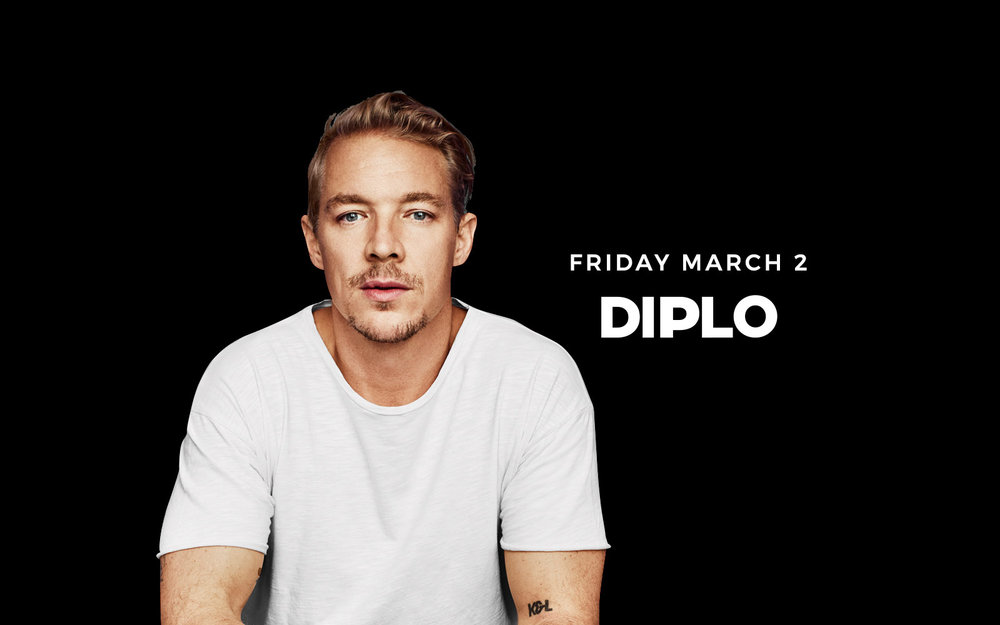 Diplo - March 2nd