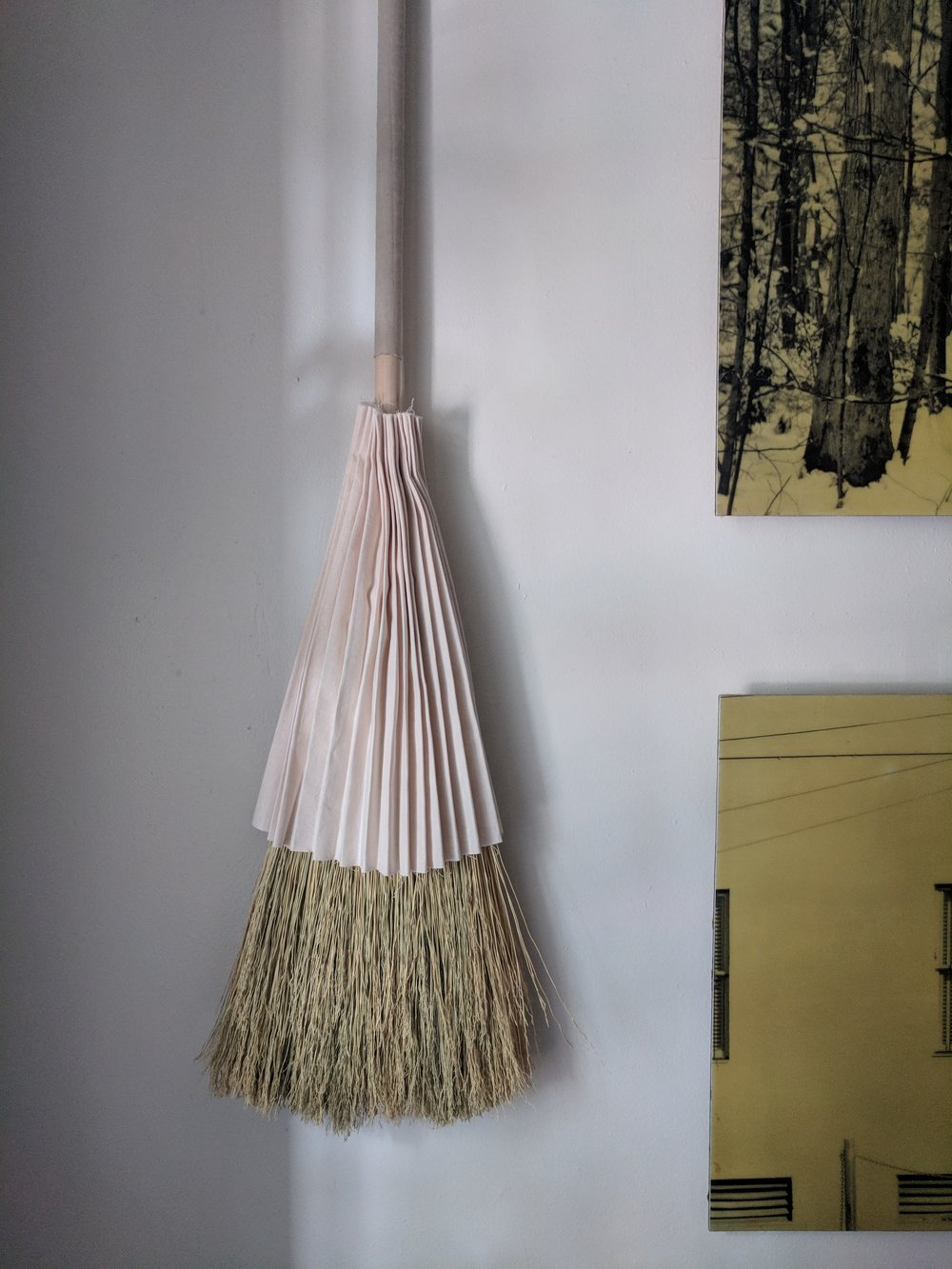 custodian_broom_pink linen skirt.jpg