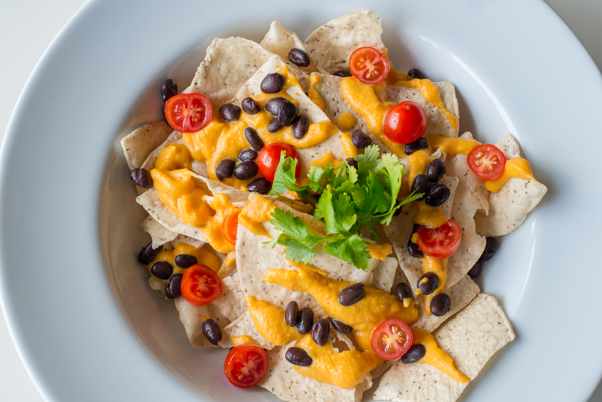 Healthy Dairy-Free, Gluten-Free Nachos
